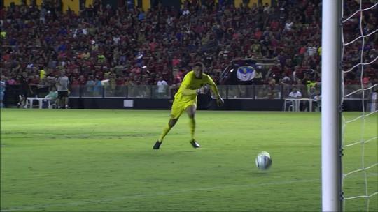 Sport x Vitória - Campeonato Brasileiro 2018 - globoesporte.com