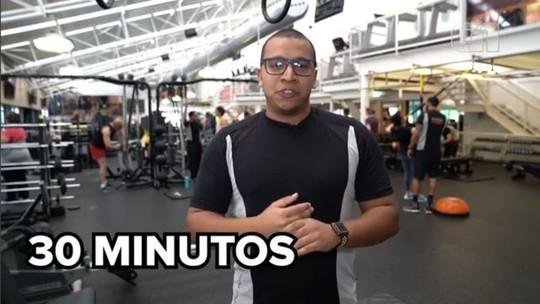 Atividade física ajuda nos estudos para o Enem; veja dica de treino rápido