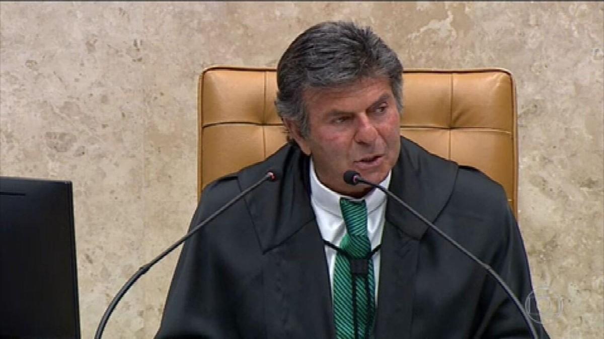 Em reação às ameaças de Bolsonaro, Fux diz que independência entre Poderes não significa impunidade de atos contra instituições