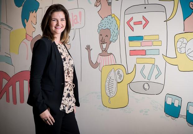 Marta Saft, a nova diretora-presidente da ThoughtWorks (Foto: Divulgação)