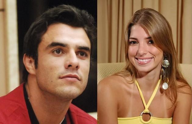 Depois de romper com Mariana, porém, Daniel começou a namorar Roberta. O público não aprovou o comportamento e acabou eliminando o participante na terceira semana (Foto: Reprodução)