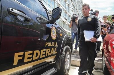 Operação Carne Fraca da Polícia Federal (Foto: André Coelho)