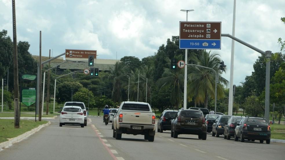 Pagamento do IPVA começa no mês de fevereiro (Foto: Divulgação/Prefeitura de Palmas)