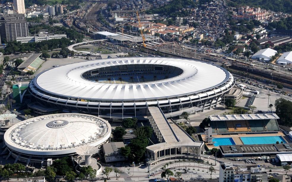 Competições esportivas, sem a presença de público, estão autorizadas no Rio a partir desta quarta-feira — Foto: André Durão / GloboEsporte.com