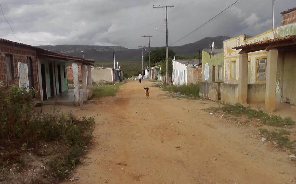 Garimpo fica na localidade de Socotó, em Campo Formoso, região norte da Bahia — Foto: Reprodução/Redes Sociais