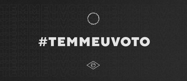 #TemMeuVoto