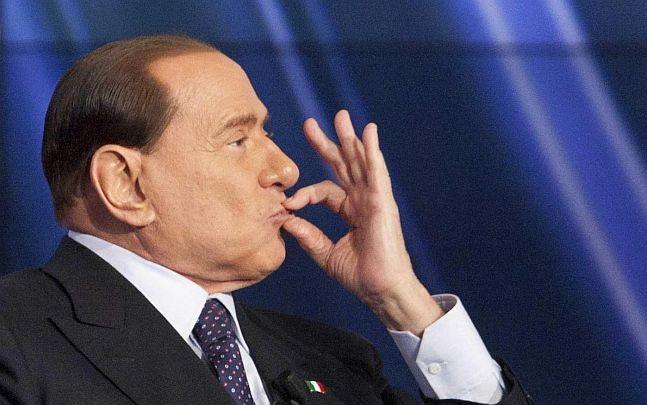 Silvio Berlusconi, ex-primeiro-ministro da Itália (Foto: Divulgação)
