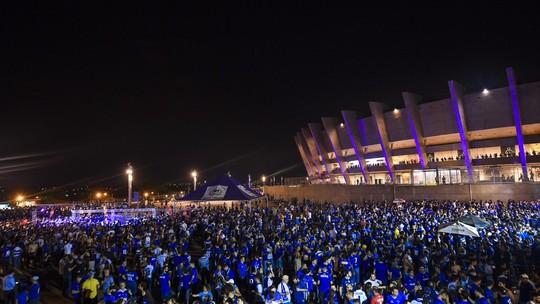 Foto: (Twitter/Estádio Mineirão)