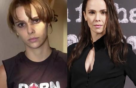 Débora Falabella viveu Mel, filha de Lucas e Maysa (Daniela Escobar). Abalada por problemas familiares, ela passou a usar drogas. A atriz voltará à TV na série 'Aruanas', da qual é uma das protagonistas  TV Globo