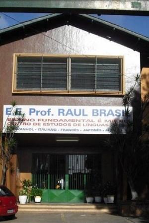 Ataque aconteceu na Escola Estadual Raul Brasil, em Suzano (SP) (Foto: Google)