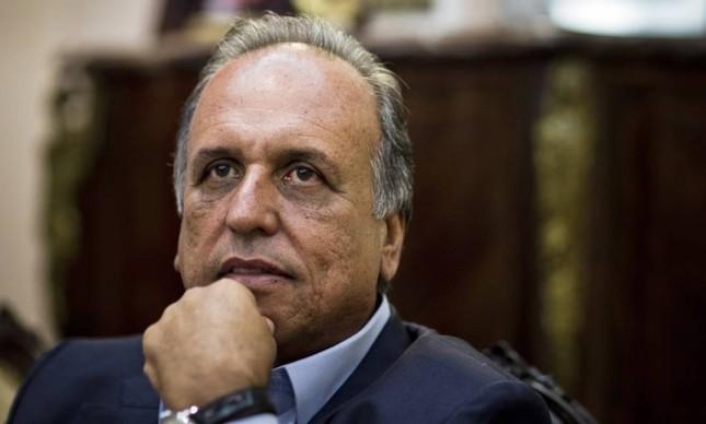 Pezão, governador do Rio (Foto: Guito Moreto)