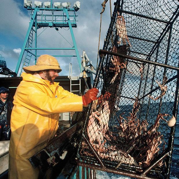 """Sustentabilidade: Um dos pilares para que a """"dieta da saúde planetária"""" seja eficaz é implementar regras mais rígidas sobre o governo dos oceanos (Foto: Getty Images)"""