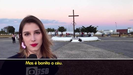 Por que o céu de Brasília é tão bonito?