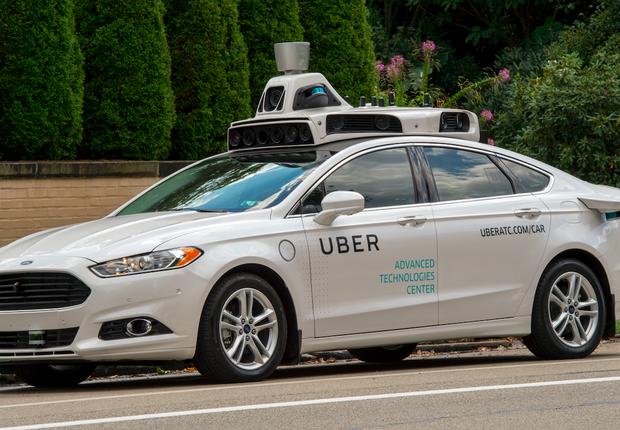 Carro sem motorista da Uber mata pessoa nos EUA