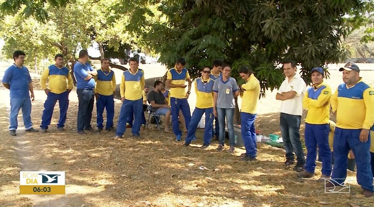 Funcionários dos Correios permanecem em greve no Maranhão   - Notícias - Plantão Diário