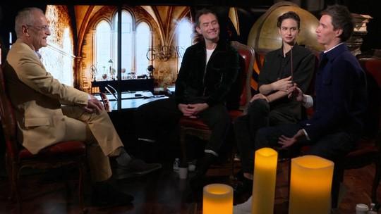 """Hogwarts está ameaçada mais uma vez em """"Animais Fantásticos: Os Crimes de Grindelwald"""""""