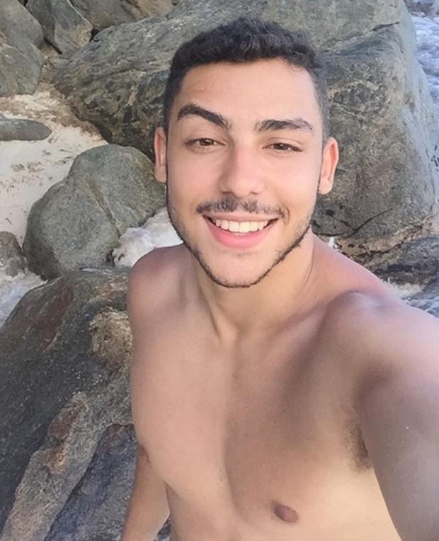 Victor, filho de Ellen Cardoso (Foto: Reprodução/Instagram)