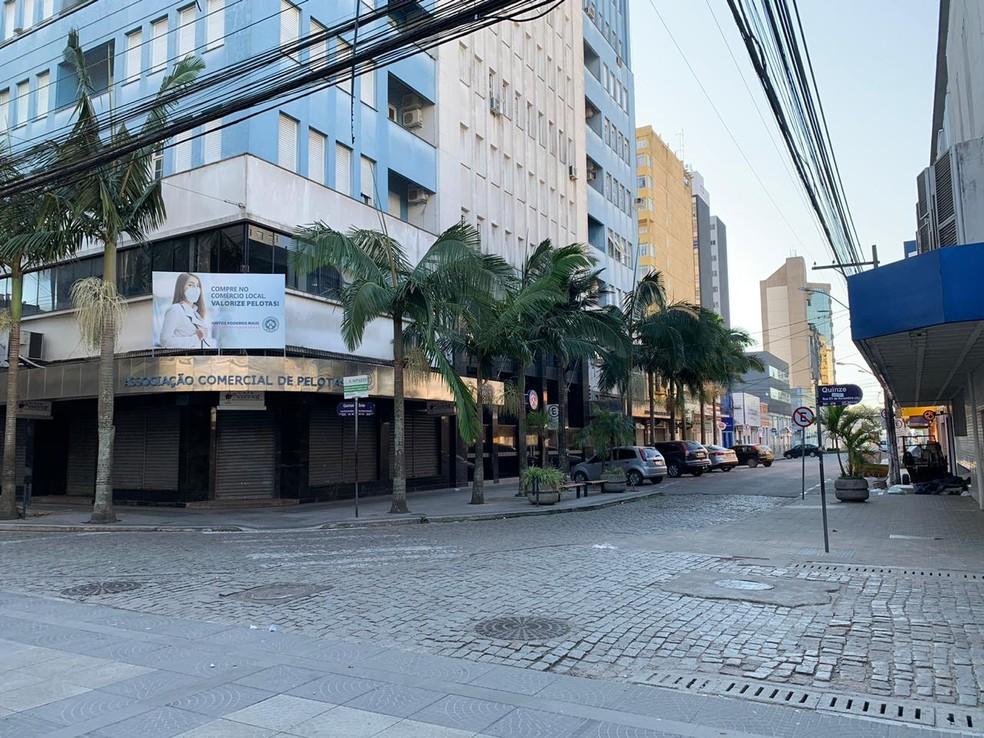 Justica Impede Que Prefeitura De Pelotas Proiba Circulacao De Pessoas E Veiculos Em Lockdown Rio Grande Do Sul G1