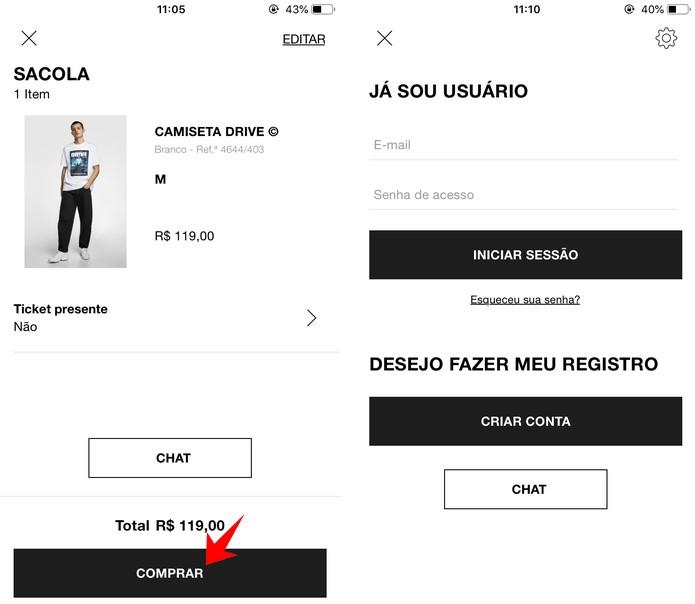 714f090f Como comprar online na Zara Brasil pelo PC ou celular | E-commerce |  TechTudo