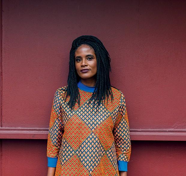 Djamila Ribeiro (Foto: Caroline Lima)
