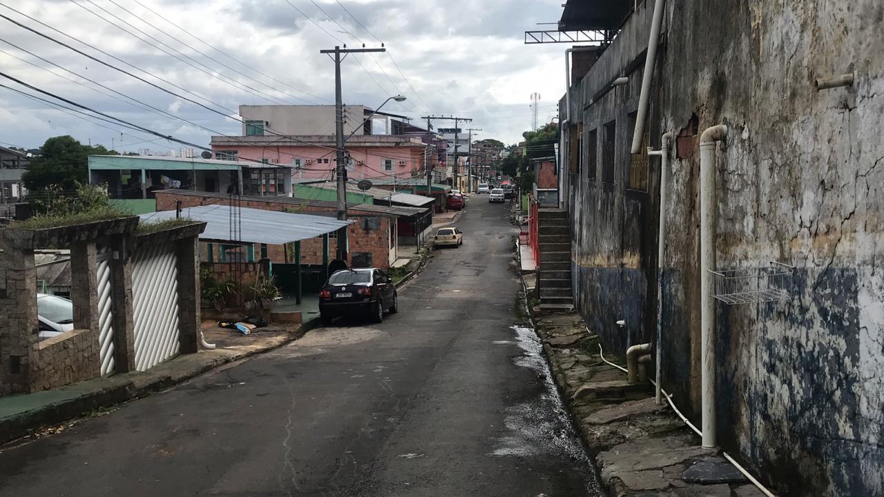 Ajudante de pedreiro é morto a tiros na porta de casa, em Manaus - Noticias