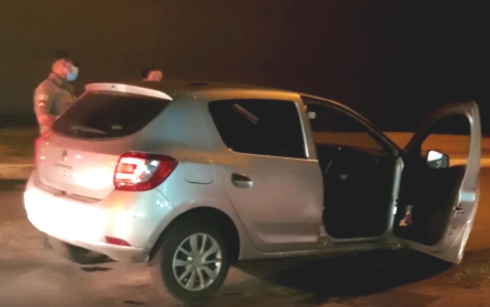 Homem é preso suspeito de roubar, estuprar e fazer motorista de app refém durante corrida em Aparecida de Goiânia