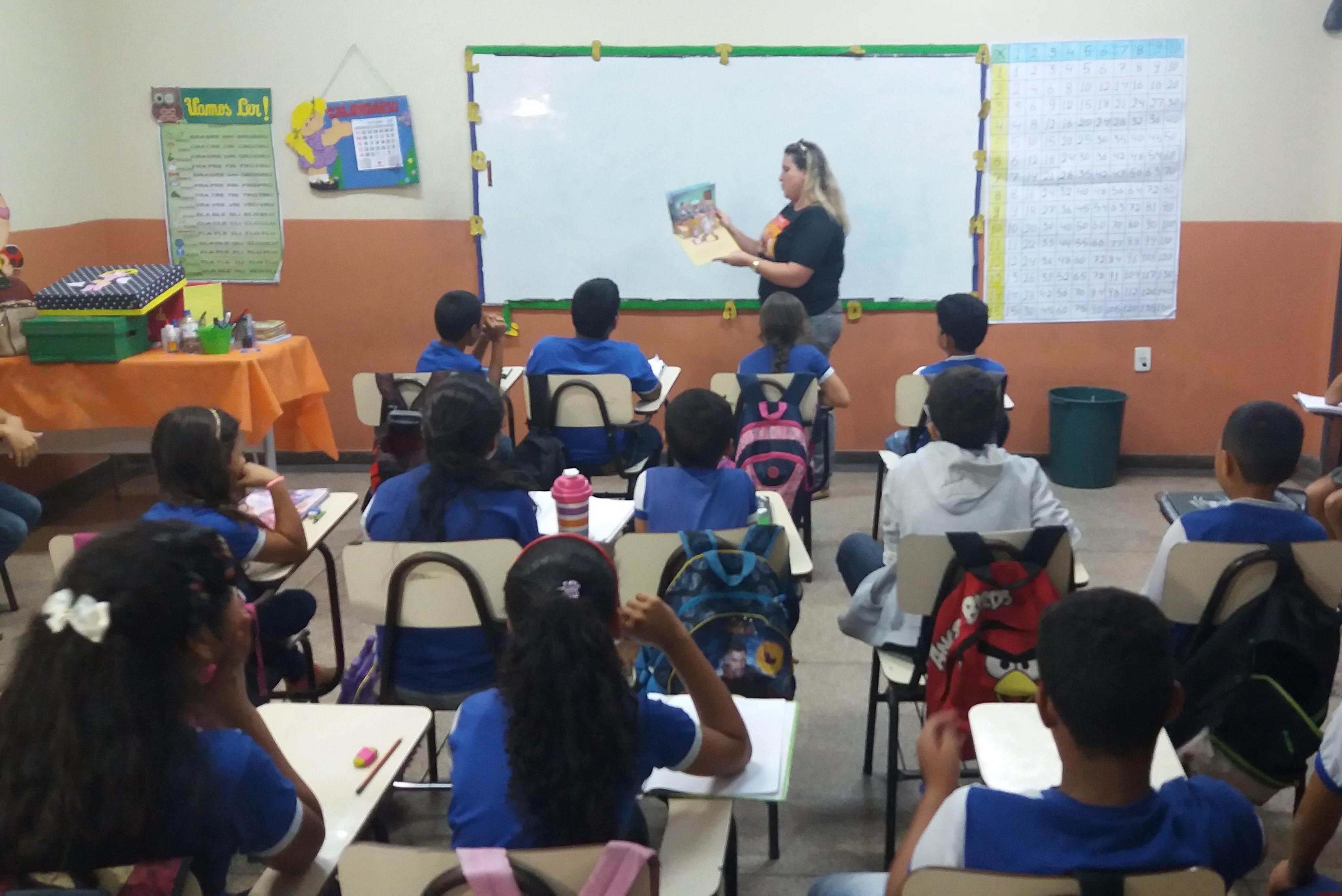 Frequência escolar de estudantes beneficiados pelo Bolsa Família chega a 98,7% no AP - Notícias - Plantão Diário