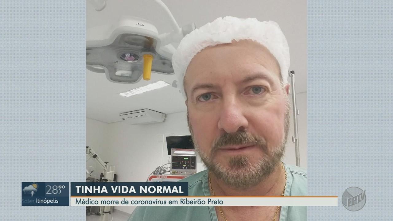 Neurocirurgião Marcelo Falco morre de coronavírus em Ribeirão Preto, SP