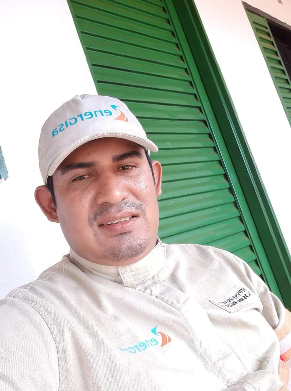 Fernando Marques, de 36 anos, era funcionário da Energisa — Foto: Arquivo pessoal
