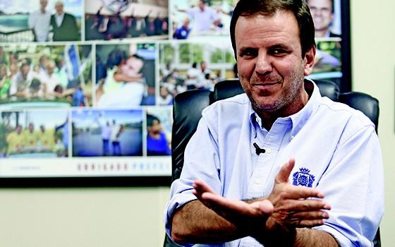 Eduardo Paes (Foto: Wilton Junior/Estadão Conteúdo)