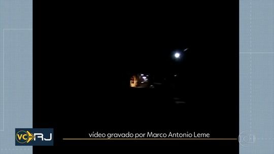 Moradores reclamam de falta de iluminação pública em rua de Itaguaí