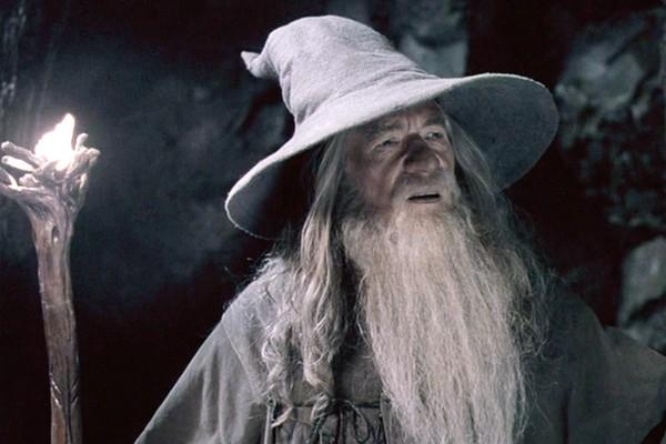 Ian McKellen como Gandalf (Foto: Reprodução)