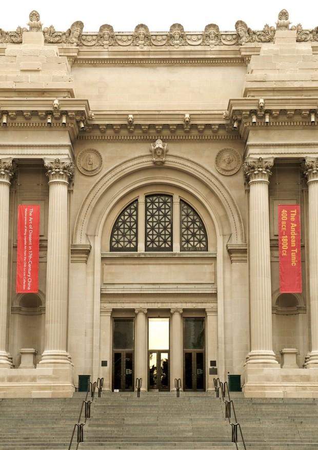 Met Museum (Foto: Reprodução/Vogue America)