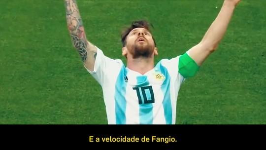 No Redação, Ariel Palacios fala do reencontro de Messi com a Seleção da Argentina