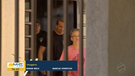 Delegado é preso suspeito de participar de furto de cocaína de delegacia de Aquidauana