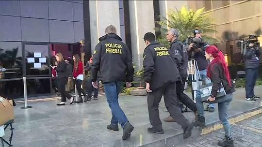 PF prende integrantes de quadrilha de roubo de cargas e caminhões em SP