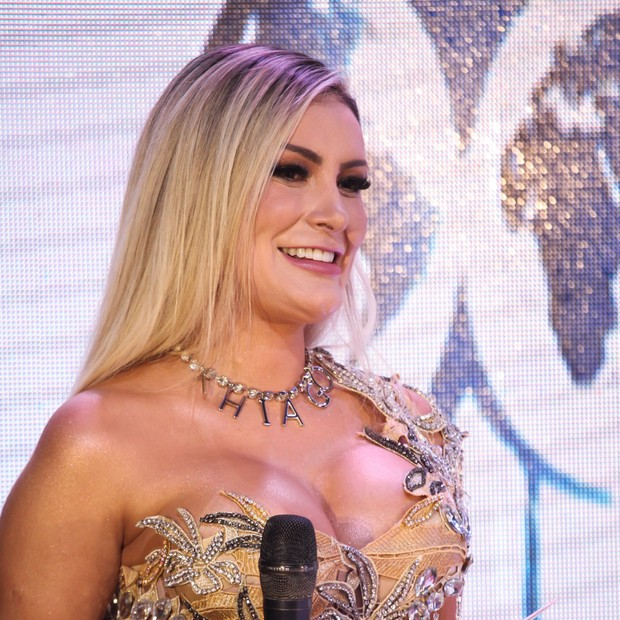 Andressa Urach (Foto: Marcos Ribas/Brazil News)