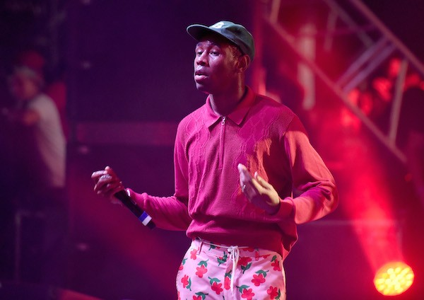 O rapper Tyler The Creator (Foto: Getty Images)
