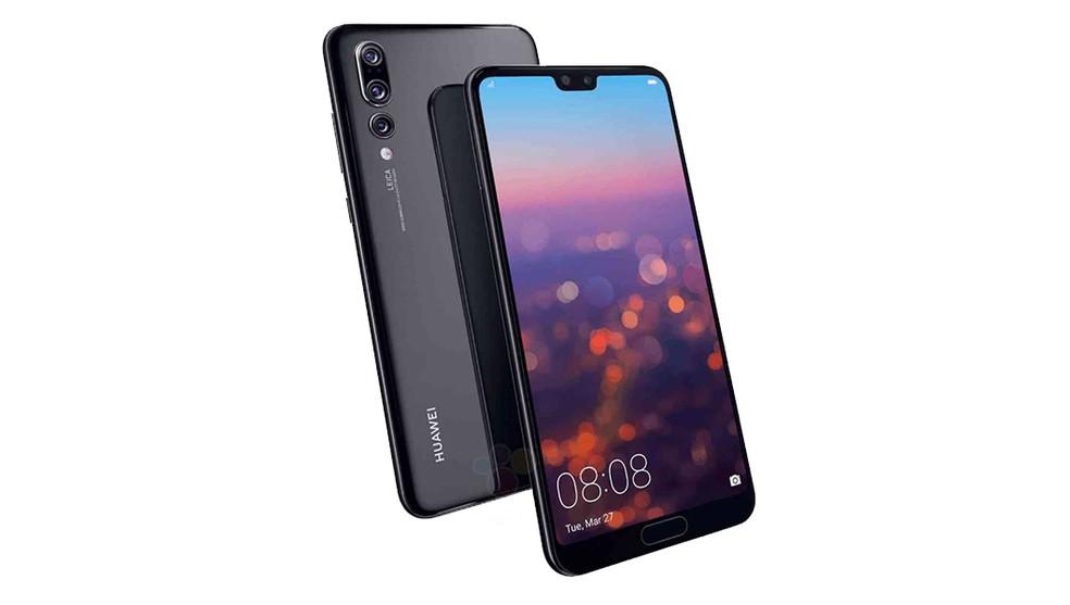 Conheça o Huawei P20 Pro, celular que bateu a câmera do