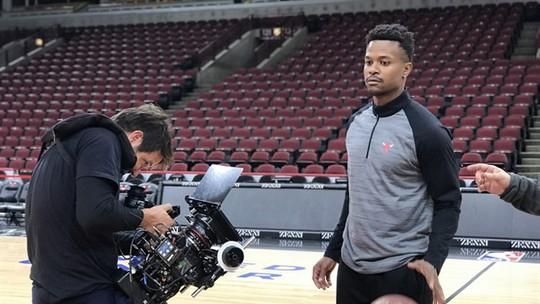 QUIZ! No clima de 'Bom Sucesso', repórter Lucas Catrib encara perguntas sobre basquete
