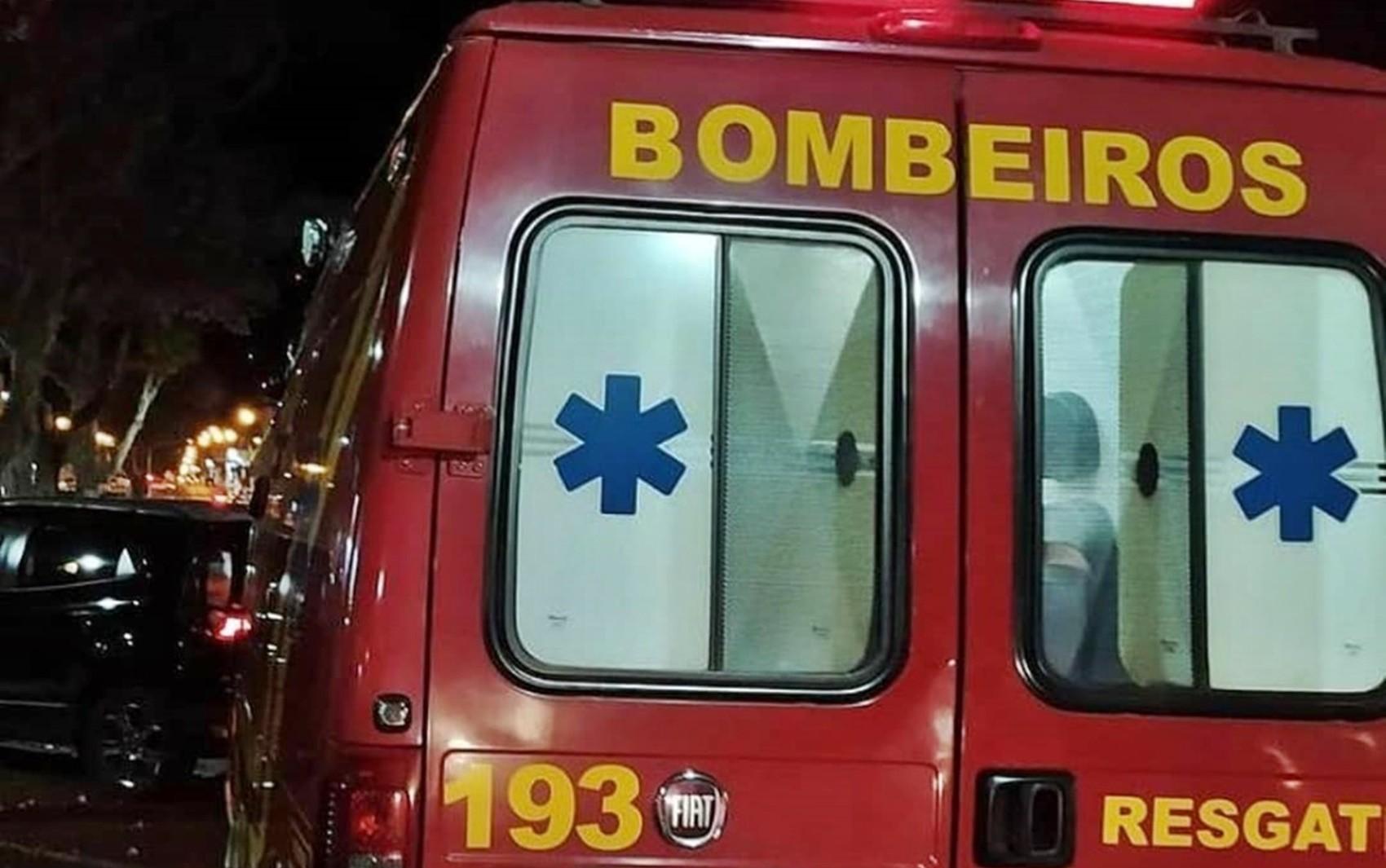 Corpo de Bombeiros salva bebê de seis dias que engasgou após amamentação em Guaxupé, MG