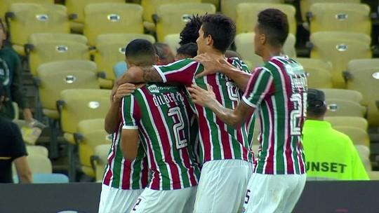 Os gols de Fluminense 2 x 0 Atlético-PR pela 6ª rodada do Brasileirão