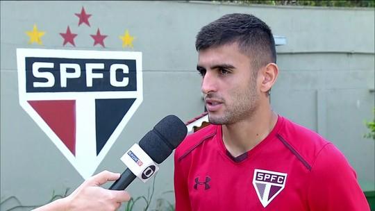 Liziero comenta vitória do São Paulo sobre o Rosario Central e situação no Brasileiro
