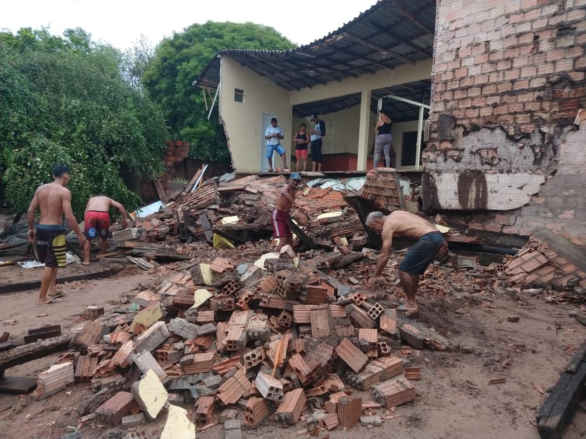 Monte Alegre registra 240mm de chuva em apenas quatro horas; situação de emergência pode ser decretada - G1