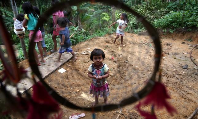 Tribo Guarani de Bracuhy