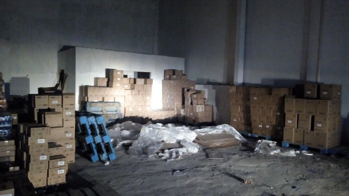 Veículo com carga roubada de produtos de limpeza é encontrado em Caruaru