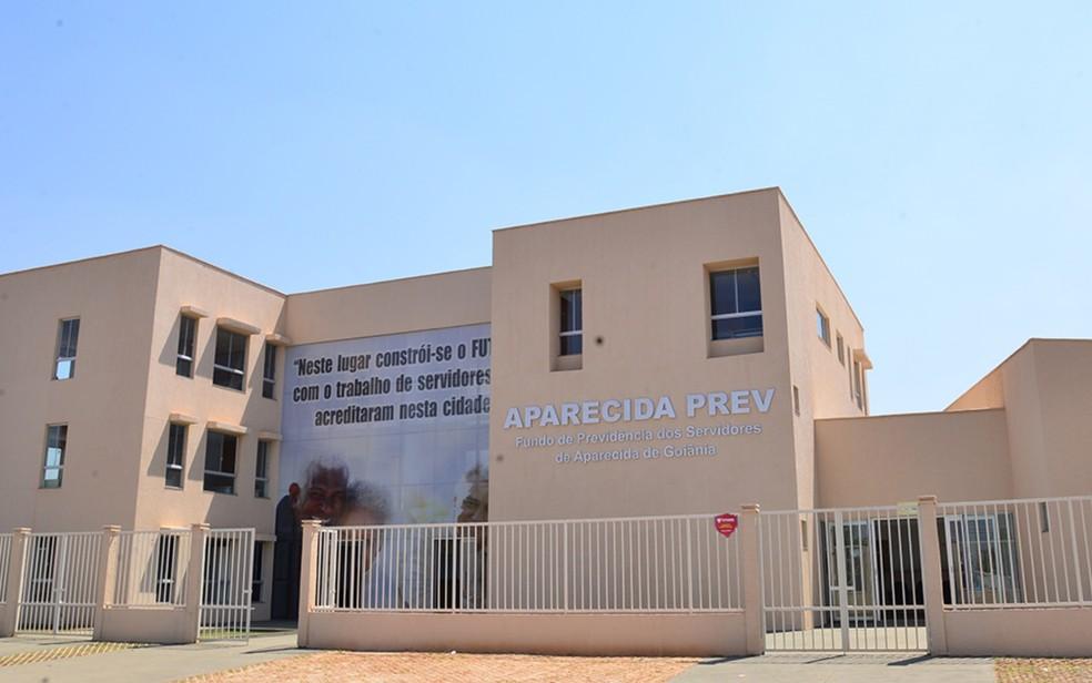 Prefeitura aponta dados positivos nas contas previdenciárias — Foto: Reprodução/Prefeitura de Aparecida de Goiânia