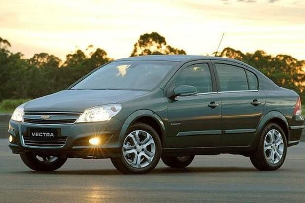 Chevrolet Vectra  (Foto: Divulgação)
