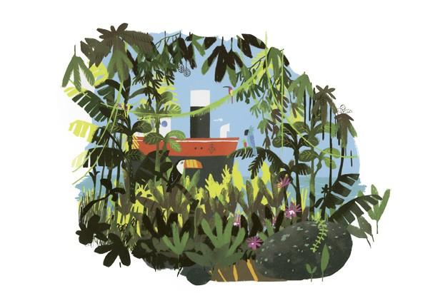 Texto e ilustrações Benji Davies, Editora Salamandra, R$ 43. A partir de 4 anos. (Foto: Reprodução)