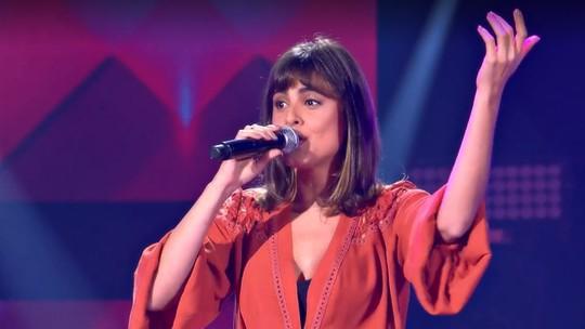 Confira a estreia de Mariá Pinkusfeld no 'The Voice Brasil'